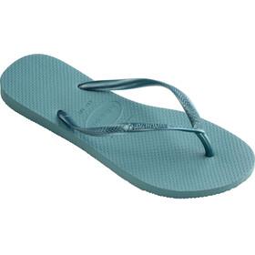 havaianas Slim Sandals Women blue